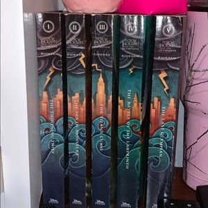 Other - Percy Jackson and the olympians series